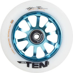Lucky Ten 110 mm rengas teal